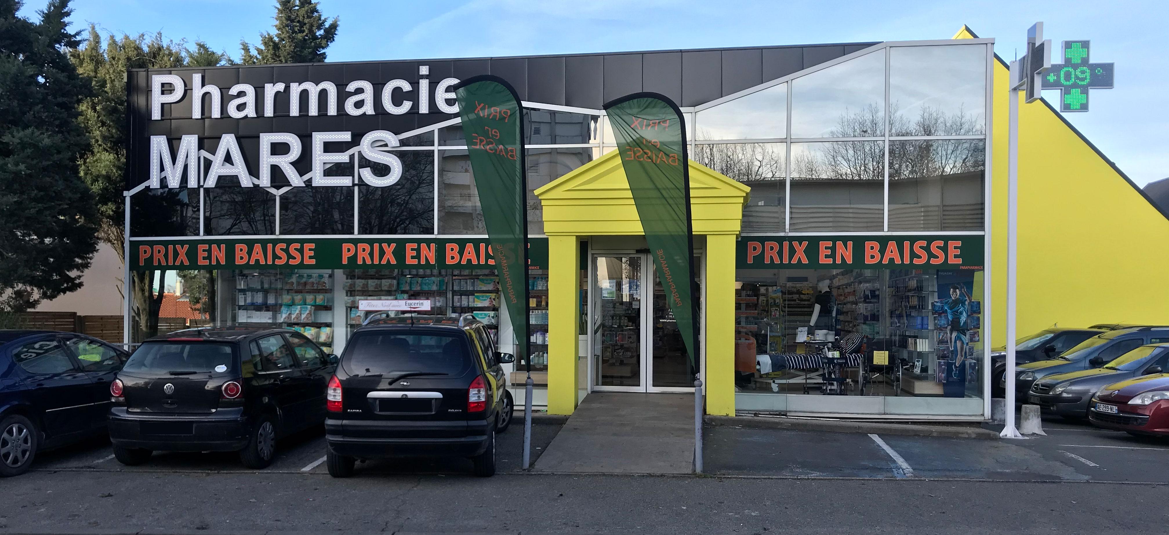 pharmacie Marès à Cenon
